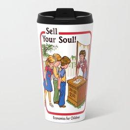 SELL YOUR SOUL Travel Mug
