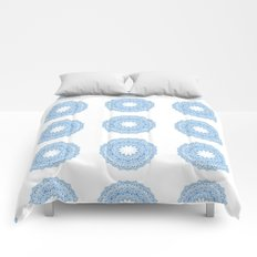 Blue Dreams Comforters