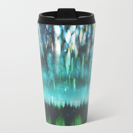 Acid dreams Metal Travel Mug