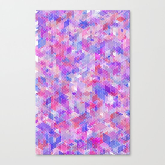 Panelscape - #10 society6 custom generation Canvas Print