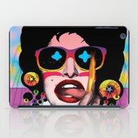hot iPad Cases featuring Hot! by Pierre-Paul Pariseau