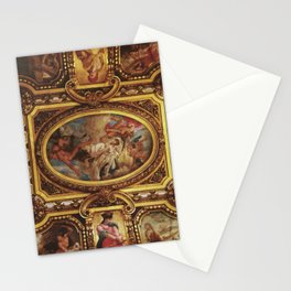 Ceiling of the Palais Garnier Stationery Cards