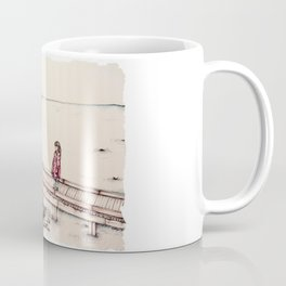The Girl & The Beaver (or, Is It Alright if I Take Notes?) Coffee Mug