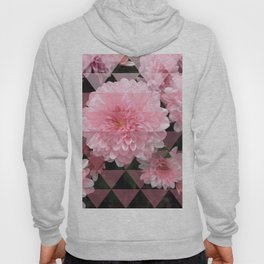 Geometric Florals Hoody