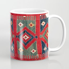 Yüncü  Antique Balikesir Turkish Kilim Coffee Mug