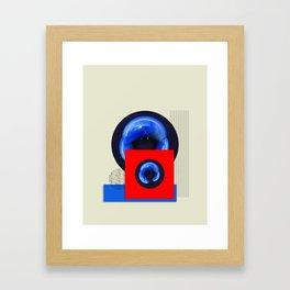 Remove Framed Art Print