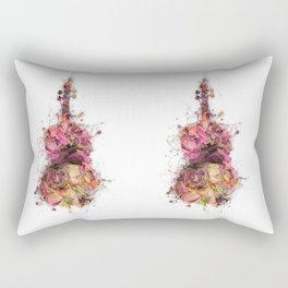 Double bass Rectangular Pillow