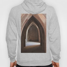 In the catacombs Hoody