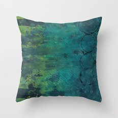 Swamp Fetish Throw Pillow