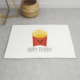 Happy Fryday! Rug