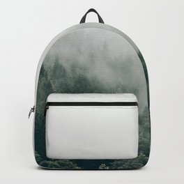Foggy Forest 3 Backpack