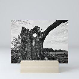 Ancient tree Mini Art Print