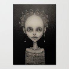 grey Canvas Print