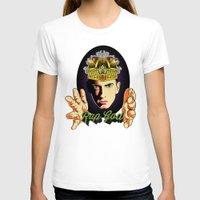 rap T-shirts featuring Rap God by RJ Artworks