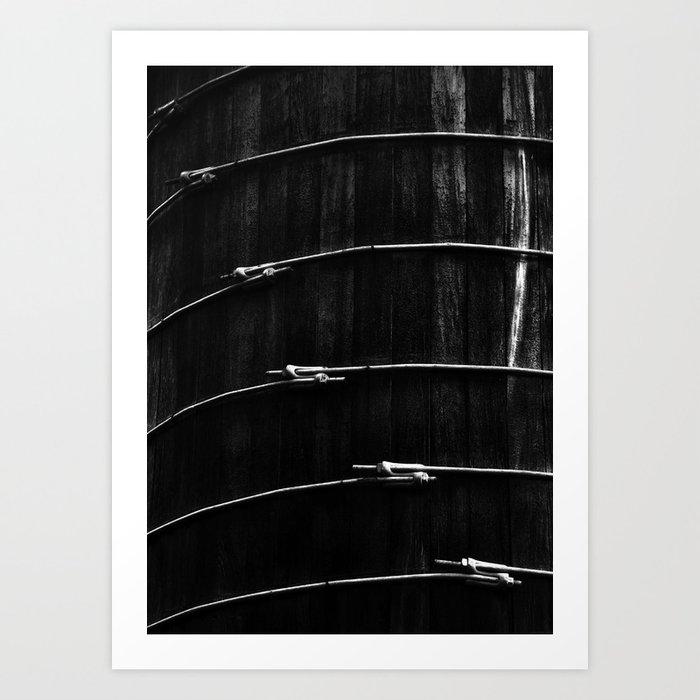 """Bound"" Art Print"