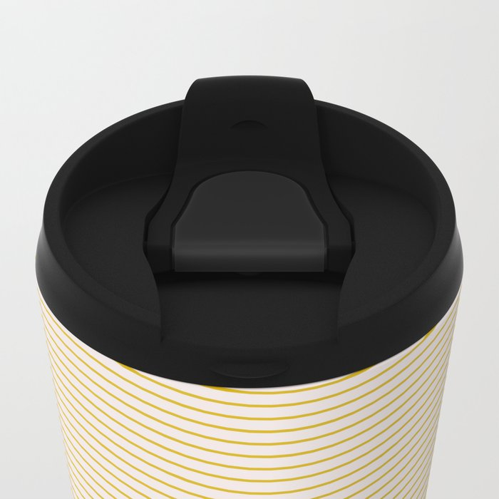 here come the sun Metal Travel Mug