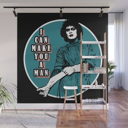 Rocky Horror - I can make you a man Wall Mural
