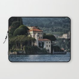 Villa del Balbianello - Lake Como Laptop Sleeve