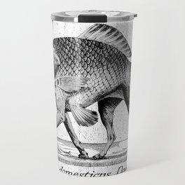 If fishes had legs Travel Mug