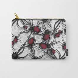 Web of Widows Carry-All Pouch