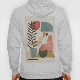 Abstract Shapes 21 Hoody