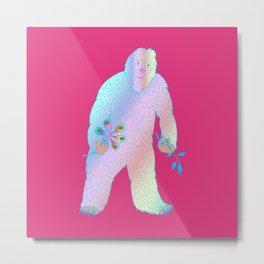 Rainbow Beast Metal Print