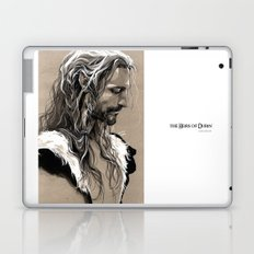closing eyes Laptop & iPad Skin