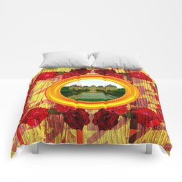 LIKE TO KEEP MY MEMORIES IN STYLE - RUSTIC BAROQUE - FRENCH CHATEAU Comforters