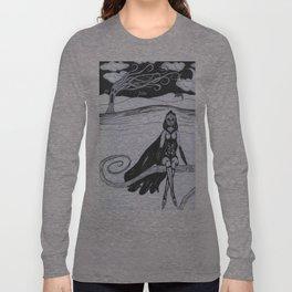 Bird Girl Long Sleeve T-shirt