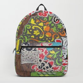 Exhaling Backpack