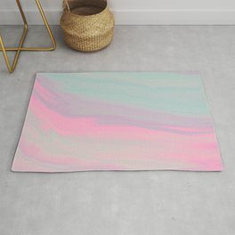 Colorful Sunset Rug
