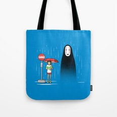 My Lonely Neighbor Tote Bag