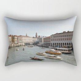 canale grande Rectangular Pillow