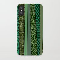bamboo iPhone & iPod Cases featuring Bamboo by glorya