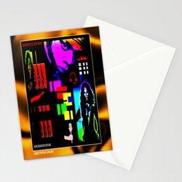SOUNDS OF HIP HOP Stationery Cards