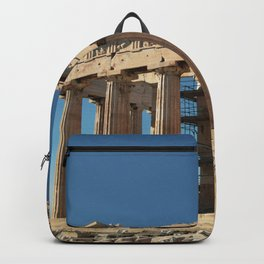 Parthenon, Acropolis of Athens, Greek photography, ancient Greece Backpack