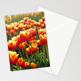 Tulips Are Better Than One Stationery Cards