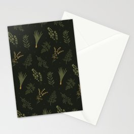 Fresh Herbs 2 Stationery Cards