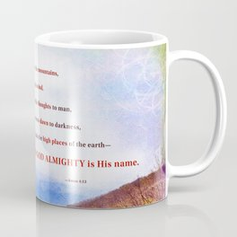 High Places Coffee Mug