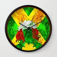 rogue Wall Clocks featuring Rogue by Some_Designs