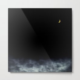 banana moon 92 Metal Print