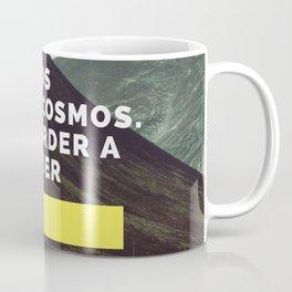 Carl Jung Order Chaos Coffee Mug