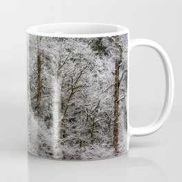 Snow Dusted Trees, No. 2 Coffee Mug