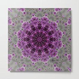Lilac 1 Metal Print