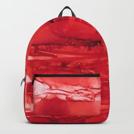 Red Ink Backpack