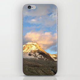 Gran Paradiso, Valsavarenche, Itlay iPhone Skin