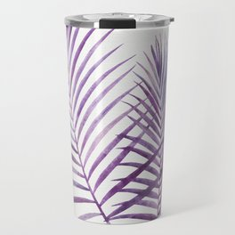 Purple Palms Travel Mug