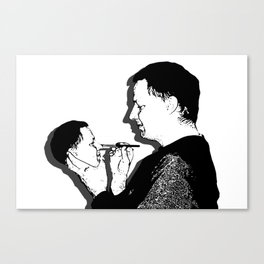 To duplicate Canvas Print