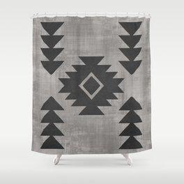 Aztec Tribal Shower Curtain