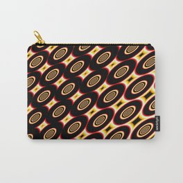 Circles fractal's pattern Carry-All Pouch